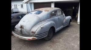 Chevrolet Fleetline Aerosedan 1947 restoration - YouTube