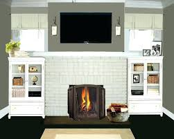 red brick fireplace ideas paint brick fireplace ideas painted brick fireplace ideas paint colors for red