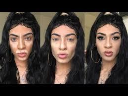 my everyday makeup routine 2018 itsbambii