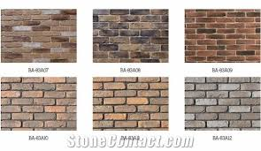 fire resistant brick wall panel