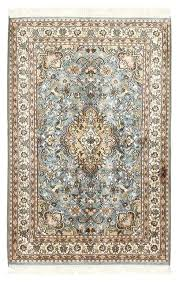 rugs from india silk oriental rug hand knotted classic cm traditional floor by trading indian wool