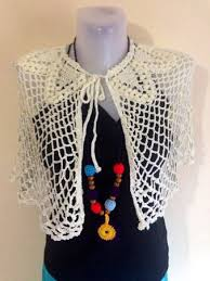 Capelet Pattern Enchanting Crochet Bridal Poncho Pattern Capelet Pattern Poncho Crochet US UK