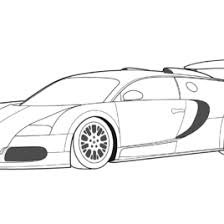 Small Picture Bugatti Coloring Page Great Car Colotring Pages With Bugatti