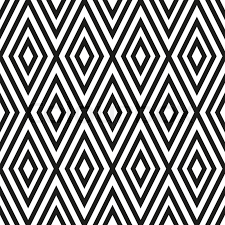 black and white wallpaper geometric pattern.  Black Seamless Geometric Pattern Seamless Pattern Background Modern Stylish  Texture With Repeating Tiles Rhombus Abstract Vintage  For Black And White Wallpaper Geometric Pattern T