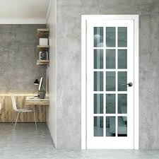 interior doors with glass white internal doors with glass white primed pane door with clear glass interior doors with glass