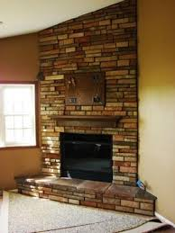 ... 7 Interior Stone Corner Fireplace Contemporary Designs With Bold Design