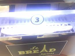 Baguette Vending Machine Sf Amazing Le Bread Xpress Bakeries 48 48th Ave Stonestown San