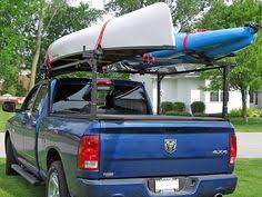 Cheap or DIY Kayak rack(help, need to get a 13ft yak in a pickup ...