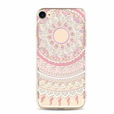 Dream Catcher Case Iphone 7 Plus Case For iPhone 100 100 Plus Colorful Floral Paisley Flower Mandala 20