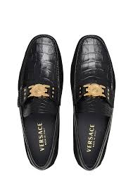 Mens Bedroom Slippers Made In Usa Versace Fashion Shoes For Men Us Online Store