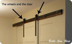 use this for bat closet to get all 3 to slide sliding barn door how to