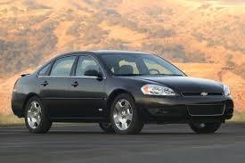 2009 Chevrolet Impala ls Market Value - What's My Car Worth