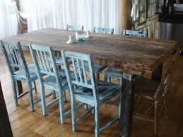 Rustic Kitchen Table And Chair Sets Kitchen Table Wooden Kitchen Table