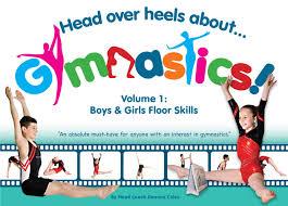 Head Over Heels About Gymnastics Floor Skills Amazon Co Uk