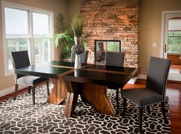 Rustic Modern Dining Room Tables With Lovely Best 25 Modern Rustic Modern Rustic Dining Furniture