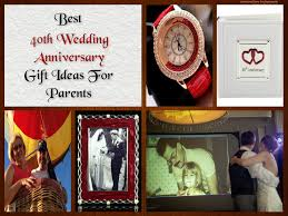 Best Gift For Wedding Anniversary Of Parents