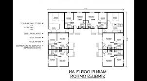 custom home floor plans washington state inspirational the cassiar elders plex prefab home plans