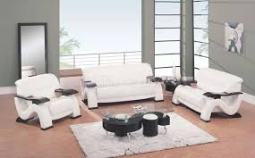 contemporary white living room furniture. Bold Design White Modern Living Room Sets Rooms Ideas Brilliant Decoration Furniture Chic Beautiful Leather Contemporary