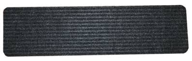 details about black indoor outdoor non skid slip resistant carpet stair treads runner rugs