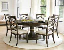 ening round table sets 6 trendy dinning 13 he 5177 54 dining set