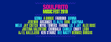 Blue Note Nyc Seating Chart Soulfrito Music Fest 2019 Barclays Center