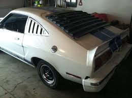 1976 Ford Mustang II 3-Door COBRA 5.0L