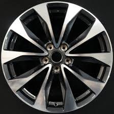 Nissan Maxima Bolt Pattern Fascinating Nissan 488MG OEM Wheel 488RA48E OEM Original Alloy Wheel