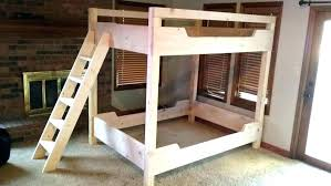 queen loft bed with stairs twin over bunk plans size desk ikea b twin loft bed over queen bunk low plans