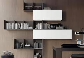 office bookshelf design. Simple Nice Home Office Bookshelf Design O