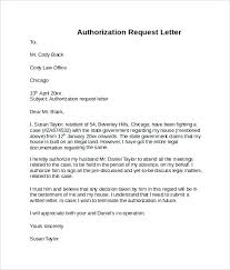 Best Of 9 Authorization Letters Authorization Letter Formats 145 ...
