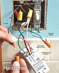 humidity extractor fan wiring diagram wiring diagram prevent mold the dewstop fan switch family handyman wiring diagram 3 humidity