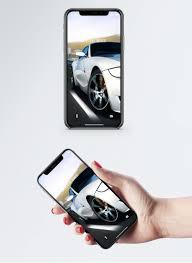 Cool Auto Telefoon Behang Gratis Afbeeldingdownloaden Achtergronden