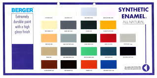 68 Reasonable Berger Paints Shade Card