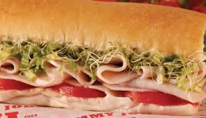 lowest calorie sandwich is 325 calories choose turkey or ham on french bread for subs veggies and avocado spread or mustard for added flavor
