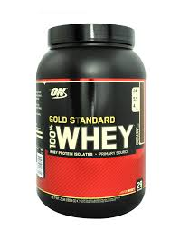whey gold standard by optimum nutrition