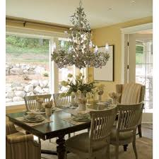 crystal dining room chandelier. Perfect Dining Hepler 6Light Crystal Chandelier Throughout Dining Room Wayfair