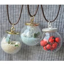 1 75 mini glass ball pendant for necklace diy handmade necklace accessories jewelry necklace decoration bornpretty com