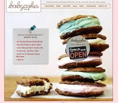 Blue Ribbon Cupcake Bakery Websites Logos Jenikyas Blog