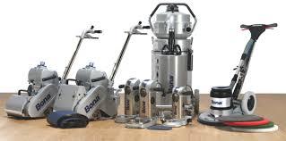 bona floor sanding equipment