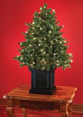 Christmas Trees - Hammacher Schlemmer