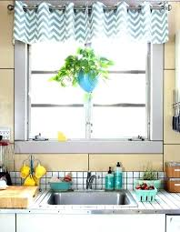 kitchen window curtain ideas lovely curtains w kitchens for above sill