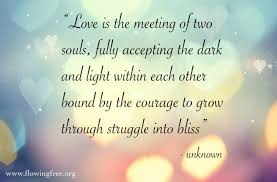Love Is Quotes Mesmerizing Quotes On Love Flowing Free