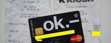 ok karte so viel kostet valora debitkarte