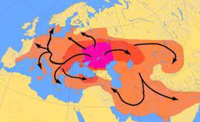 Image result for ямная культура курганов