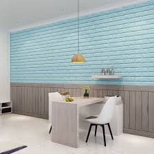 china anti collision soft wall paper 3d