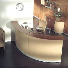 circular office desks. Circular Office Desk Furniture Small Table Cool Design Glass Reception Decoration Round Semi Desks