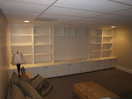 basement cabinets ideas. Basement Playroom Built-ins With Room For A 65\ Cabinets Ideas T