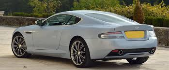 Aston Martin DB9 Front Side View. Tampak Depan Medium DB9.  Belakang Serong