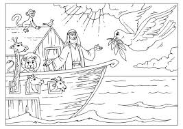 Small Picture free noahs ark coloring pages Download printable image about