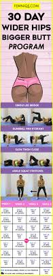 Butt and hip exercises